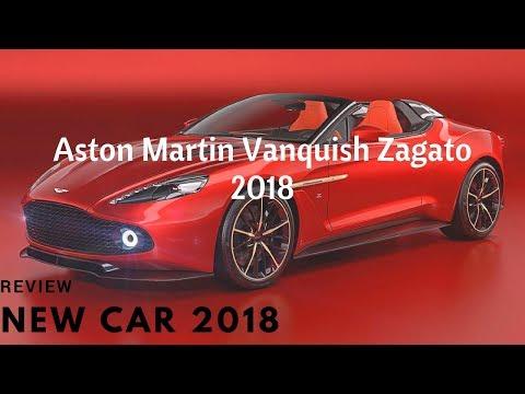 Aston Martin Vanquish Zagato 2018 Review - NEW CAR 2018