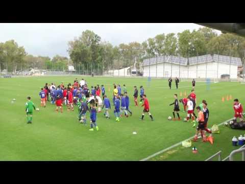 Training children 09-04-2017