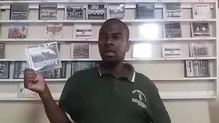 Mavulakuvaliwe Mhlongo(Zulu Messengers Leader) introducing the new album titled IQHIKIZA LEBHAYI
