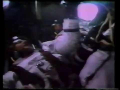ASTP Part 2  NBC News Coverage of Apollo Launch
