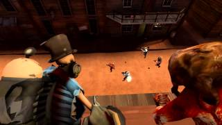 Team Fortress 2 VS Zombies part 5 (Trailer)