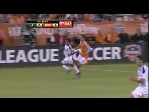 Edson Buddle Scores a Brace Against Houston Dynamo (Week 3-2010 ...