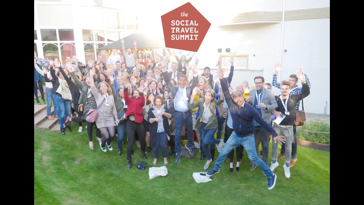 The Social Travel Summit Inverness, Scotland (2016)