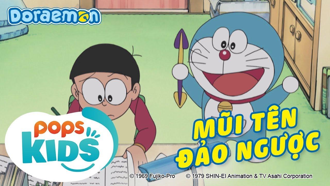 [S7] Doraemon Tập 359 - Mũi Tên Đảo Ngược, Nobita Khác Mà Nobita Không Biết - Hoạt Hình Tiếng Việt