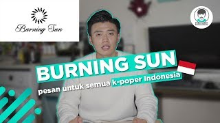 BURNING SUN.. Revealed facts