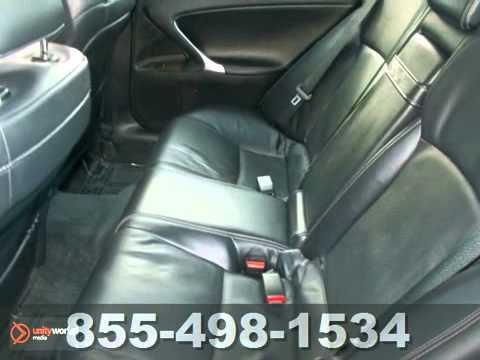 2010 Lexus IS Rockville MD Washington DC, MD #V13026A