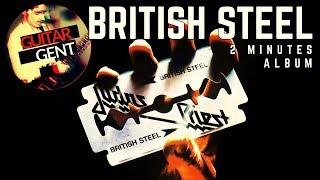 What if British Steel Was 2 MINUTES Long   JUDAS PRIEST Guitar Medley