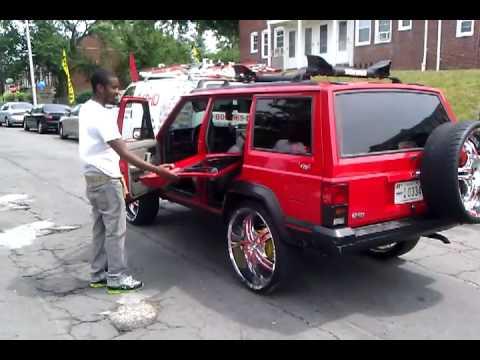 Jeep On 24s Rare Dub Edition Youtube