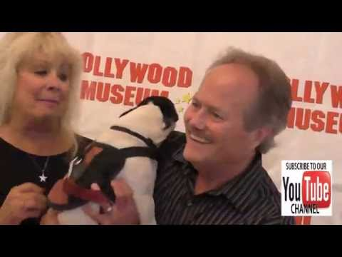 Jon Provost at the Child Stars Then & Now at Hollywood Museum in Hollywood