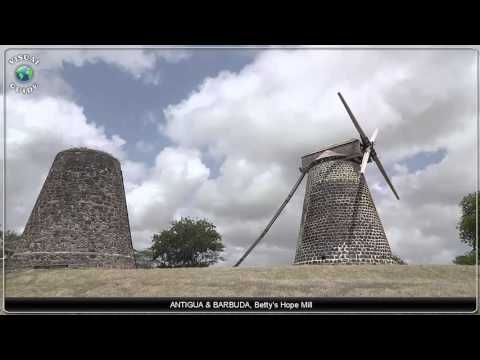 Antigua and Barbuda Bettys Hope Mill