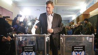 Выборы в ДНР и ЛНР