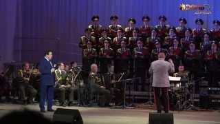 Благотворительный концерт Иосифа Кобзона в Донецке. 27.10.14.