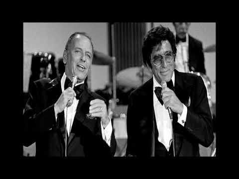 Frank Sinatra & Tony Bennett -Bally's Grand 1988
