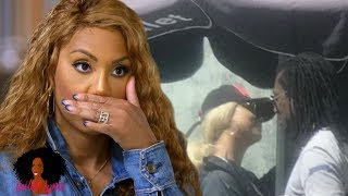 Tamar Braxton CAUGHT OUT With A Mystery Man, Not Vince!