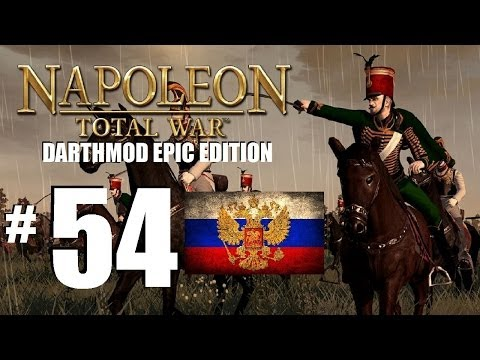 Napoleon Total War - EPIC Darthmod Russian Campaign part 54: Spain and Sardinia