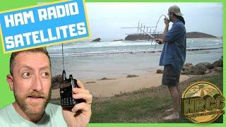 Getting Started On Ham Radio Satellites With Sean KX9X