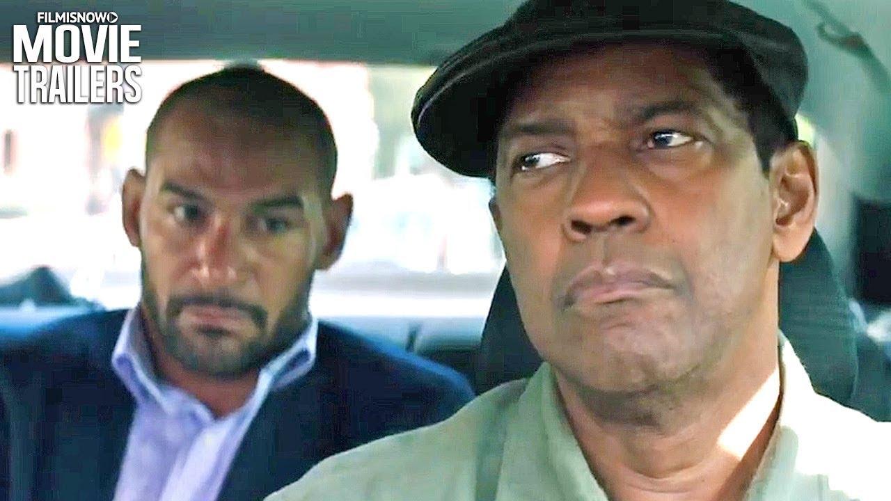 Download THE EQUALIZER 2 | All Clips and Trailer Compilation - Denzel Washington Action Thriller Sequel
