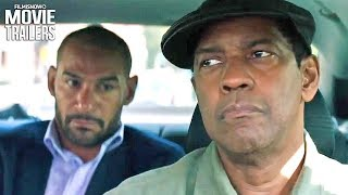 THE EQUALIZER 2 | All Clips and Trailer Compilation - Denzel Washington Action Thriller Sequel streaming