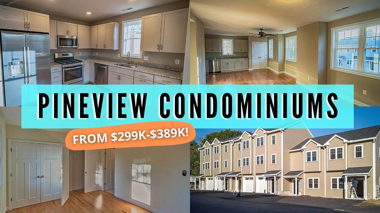 Pineview Condominiums,  Chelmsford, MA 01824