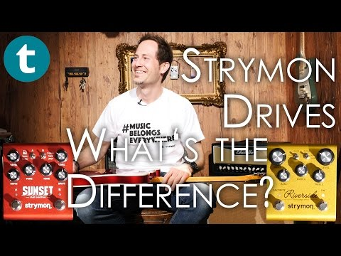 Strymon Sunset vs. Strymon Riverside | Comparison