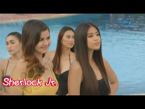 Sherlock Jr.: Sizzling hot pageant audition