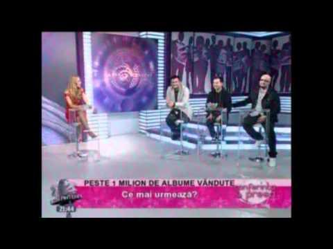 """3rei Sud Est - La emisiunea """"Conferința de presă"""" de pe Antena 2."""