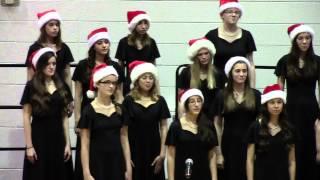 Marsteller Middle School 8th Grade Women's Choir - Winter Concert 2...
