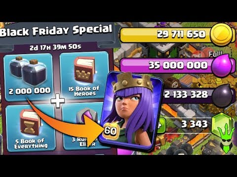 SPENDING MILLIONS OF LOOT AND INSTANT LEVEL 60 QUEEN! - NEW TH12 GEMMING SPREE! -