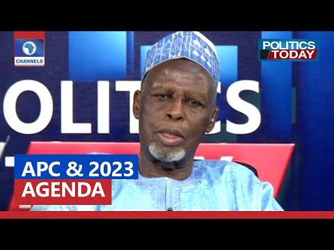 Senator Abba Ali Speaks On APC's 34-Year Ruling Plan For Nigeria