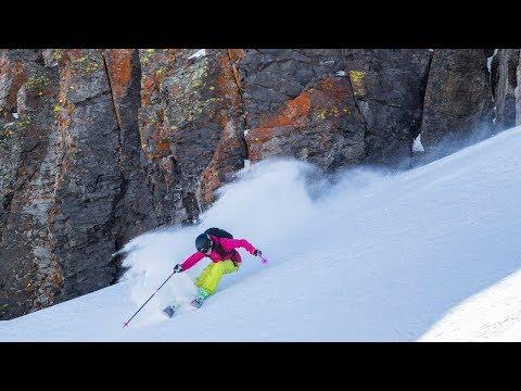 Skiing Utah Red Rock + Brian Head BBQ