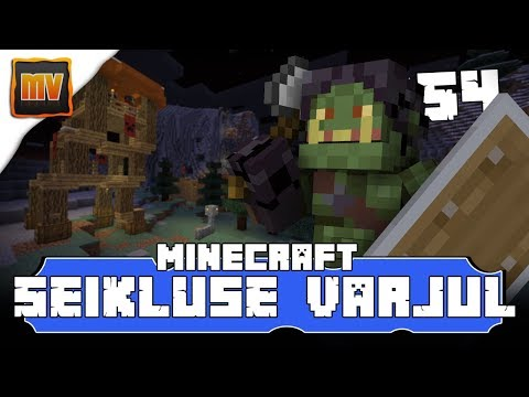 Minecraft Seikluse varjul Osa 54 - Orkid