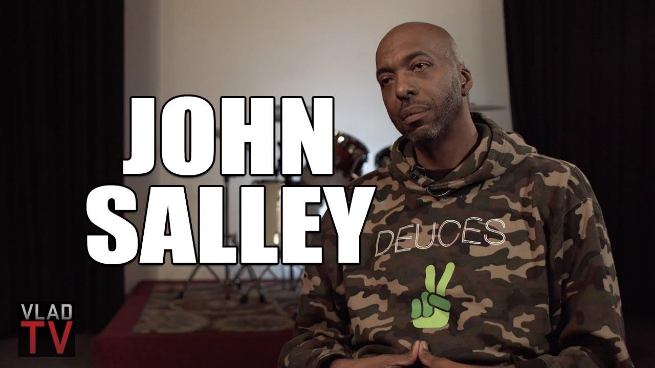 John Salley grote lul