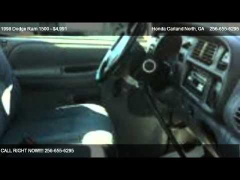 1998 dodge ram 1500 4x4 manual transmission