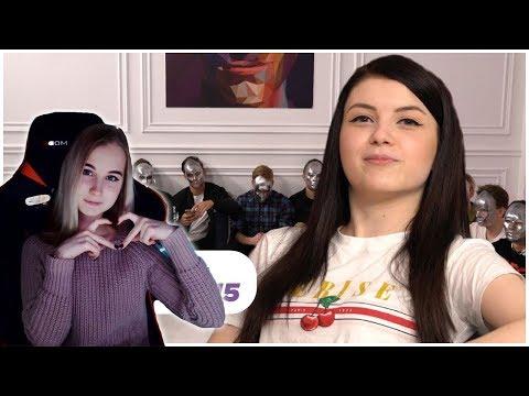 Fox_Happiness смотрит:Выбрать 1 из 15. Оляша играет в Чат На Вылет / Пинк Шугар