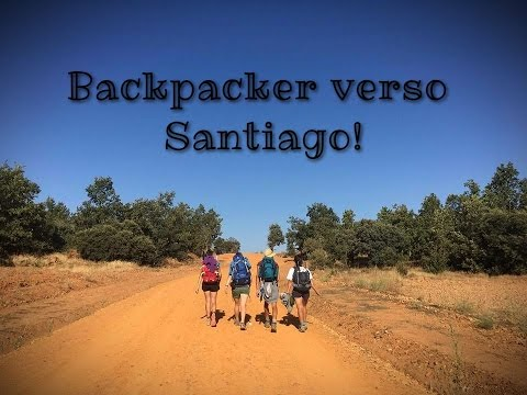 Il mio zaino da Backpacker | CAMMINO DI SANTIAGO ✈