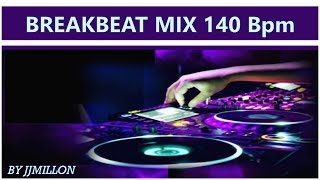 140 BPM Breakbeat Mix