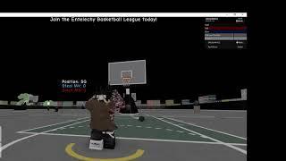 Roblox basket-ball Lalala Montage!