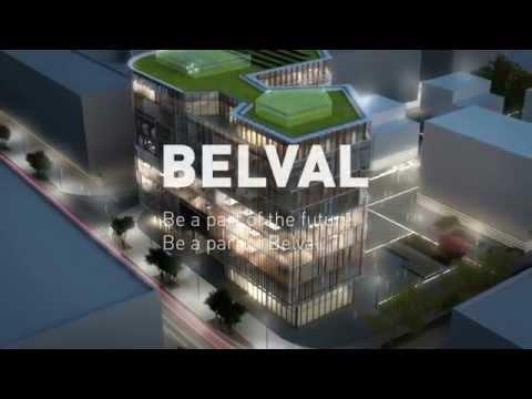 BELVAL - Square Mile Esplanade plot 10