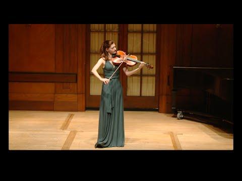 Bach Suite No. 2 in d minor     Erika Gray (viola)