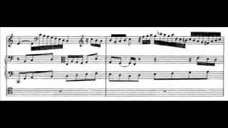 J.S. Bach - BWV 769 (2) - Canonic variations on: Vom Himmel hoch, da komm ich her