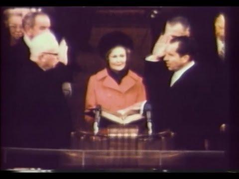 Jan. 20, 1969: Inaugural Ceremonies for Richard M. Nixon