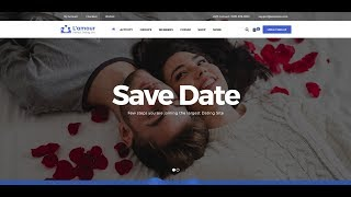 Lamour WordPress Dating : One Click Theme Installation (WCM040084)