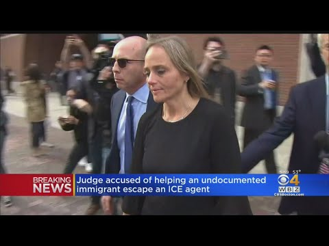 Judge Accused Of Helping Undocumented Immigrant Escape ICE Agent