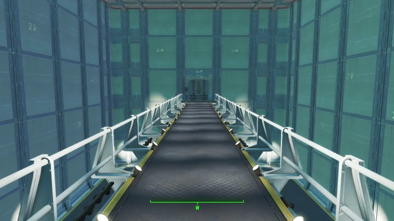 Fallout 4 mods vault 23 build your own vault youtube for Fallout 4 bedroom ideas
