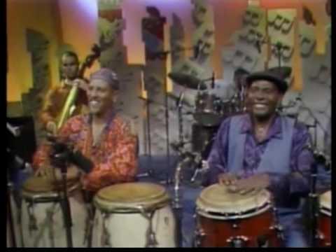 Nostalgia Cubana - Anga - Tata Guines - Descarga Rumbera