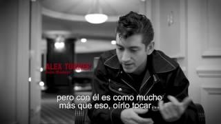 Alex Turner on Alain Johannes (2012)