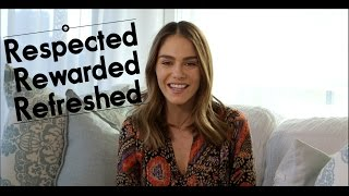 One of Pardon My French | Maripier Morin's most viewed videos: Respected, Rewarded, Refreshed