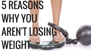 Why can't I lose weight? Christina Carlyle
