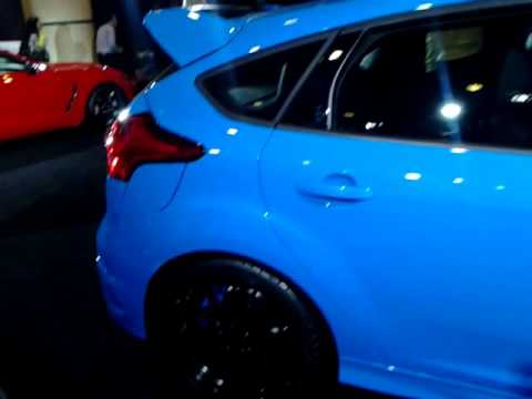 2017 Ford Focus Svt Rs Walkaround Youtube