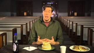 15 | Shrove Tuesday -- Chuck Knows Church